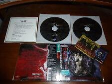 Dimmu Borgir / Puritanical Euphoric Misanthropia JAPAN 2CD w/Sticker B6