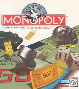 MONOPOLY PC GAME 1995 WESTWOOD +1Clk Windows 10 8 7 Vista XP Install