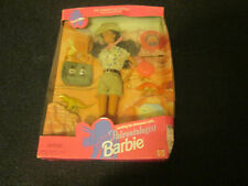 Barbie Paleontologist - The Career Collection - Matel #17241 (AA)