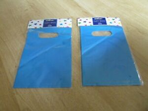 Blue Party BAGS - 2 Packs