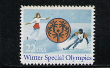 ESTADOS UNIDOS/USA 1985 MNH SC.2142 Winter Special Games