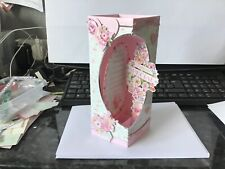 Handmade Window to the Heart Pop-Up Aperture Someone Special Birthday Card