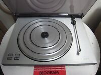B&O Bang Olufsen RX automatic return turntable parts/repair With MMC5 cartridge
