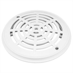 Plastic Drain Cover Pool Drain Cover Sturdy and Durable for Swimming Pools