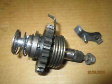 1990 Suzuki RM125  Kickstart kick start shaft gear spring
