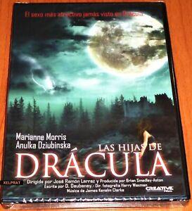 LAS HIJAS DE DRACULA / VAMPYRES José Ramón Larraz DVD R2 English Español - Preci