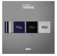 ENHYPEAN BORDER : CARNIVAL KPOP Official Album (PRE-ORDER)