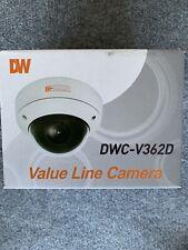 DWC-V362D - Digital Watchdog Vandal Dome Camera 2.8-11mm Lens 540TVL New In Box