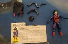 Hasbro G.I. Joe A Real American Hero: Scrap Iron Near Complete w Filecard 1984