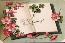 (uu8) Postcard: Easter Greetings