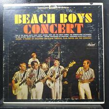 The Beach Boys - Concert LP VG+ STAO-2198 Capitol Rainbow Labels Vinyl Record