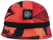 Diamond new Simplicity Red Bucket Hat Cap Small/Medium S/M $45