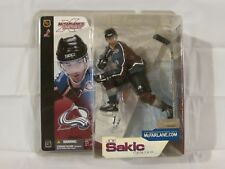 Joe Sakic #19 Colorado Avalanche McFarlanes Sportspicks Series 3 NIP Red Jersey