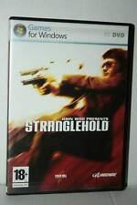 STRANGLEHOLD GIOCO USATO OTTIMO STATO PC DVD VERSIONE ITALIANA RS2 40662