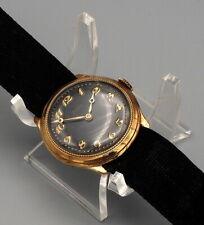 DOXA Locle Vintage 14K Watch 20's Clean Runs