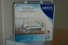 BRITA On Line Active Filtration Kit - filtered water from your existing tap NEW!
