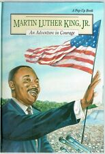 Children's Pop-Up Book ~ MARTIN LUTHER KING, JR. An Adventure In Courage