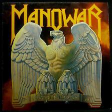 LP MANOWAR - battle hymns, NL, nm