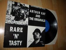 ARTHUR KAY RARE N TASTY MISSING SKA YEARS MOD Revival 79 LAMBRETTAS 2-TONE TWO