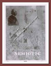 Semiotic by Carl Beam