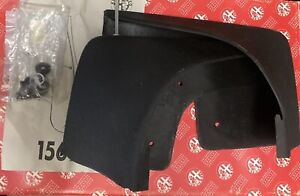 Genuine Alfa Romeo 156 Rear Mud Flaps 5900907