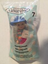 McDonalds Madame Alexander Hannah Pepper 7 New in package
