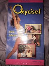 OXYCISE Level 1 - 15 Minute Workout by Jill Johnson VHS