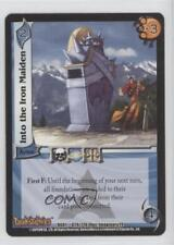 2007 #DS01-029 Into the Iron Maiden Gaming Card 1i3