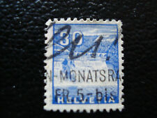 SUISSE - timbre - yvert et tellier n° 277 obl (A7) stamp switzerland