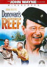 Donovans Reef - John Wayne, Lee Marvin 1963 (DVD, 2005) Not Rated Color WS