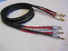 Canare 4S11 Star Quad 11 AWG Wire Speaker Cable 1 Pair, 10 Ft.