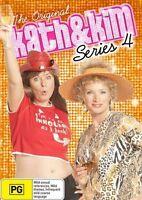 Kath & Kim : Series 4 (DVD, 2-Disc Set) NEW