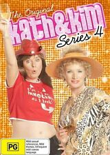 Kath & Kim : Series 4 (DVD, 2012, 2-Disc Set)