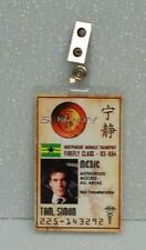 Serenite / Firefly Identification Badge-Medic Simon Tam