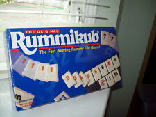 1997 The Original Rummikub Fast Moving Rummy Tile Game NEW