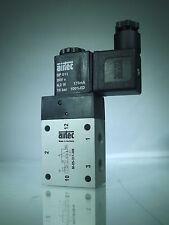 AIRTEC M-05-311-HN 3/2 Solénoïde Ressort Valvule Bsp 1/8 Allemand Qualité 24DC