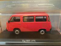 "DIE CAST 1/43 "" FIAT 900T - 1976 "" + TECA RIGIDA BOX 2"