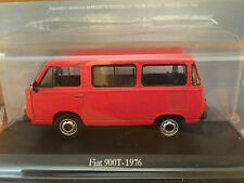 "DIE CAST "" FIAT 900T - 1976 "" + TECA RIGIDA BOX 2 SCALA 1/43"