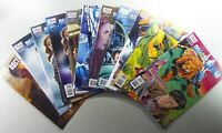 IDW DOCTOR WHO 2011 #7 9 10 11 15 16 +A FAIRYTALE LIFE #3 4 LOT VF/NM Ships FREE