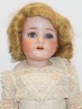 Antique Schoenau & Hoffmeister Germany Bisque Doll Head 914 9 w/Composition Body