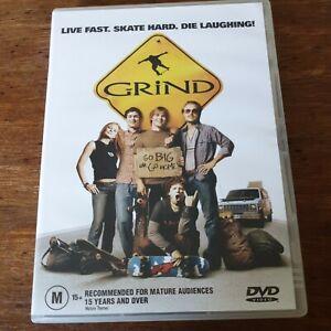 Grind DVD Mike Vogel R4 LIKE NEW FREE POST