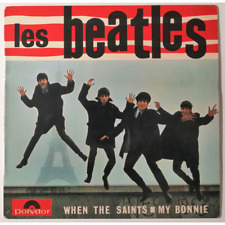 Beatles With Tony Sheridan When The Saints +3 - 45T (EP 4 titres)