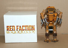 Red Faction Guerrilla Heavy Walker Robot Promo Action Figure
