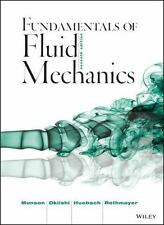 Fundamentals of Fluid Mechanics by Huebsch, Wade W., Okiishi, Theodore H., Rothm