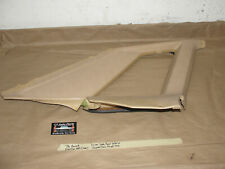 OEM 76 Buick Electra 225 4 Dr Hardtop LEFT INTERIOR QUARTER SAIL PANEL TRIM