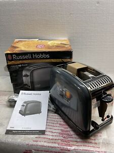 Russell Hobbs Colour Plus 2 Slice Toaster Grey