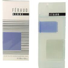 Feraud Homme 125ml EDT Spray 4.2 fl oz for Men NEW by Louis