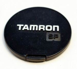 Tamron 58mm SP Front lens cap for adaptall 2 lenses Genuine vintage snap on type