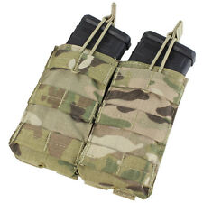 Condor Multicam MA19 Double Open Top Magazine Pouch .223 556 Molle MA19-008