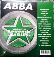 LEGENDS KARAOKE CDG ABBA OLDIES POP #181 18 SONGS CD+G DANCING QUEEN, MAMMA MIA